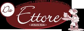 Pizzeria da Ettore Logo